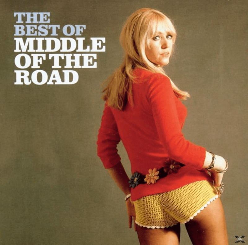 Middle Of The Road Best Pop CD