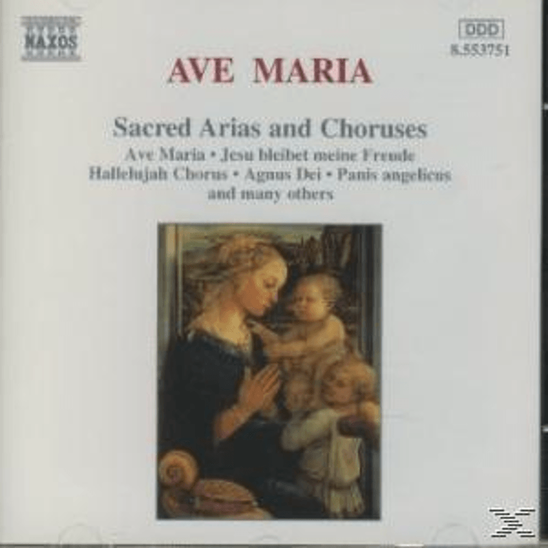 VARIOUS - Ave Maria (CD)