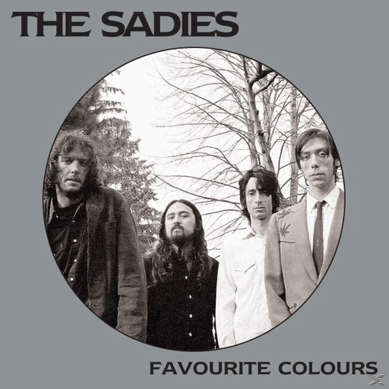 The Sadies - Favourite Colours (CD)