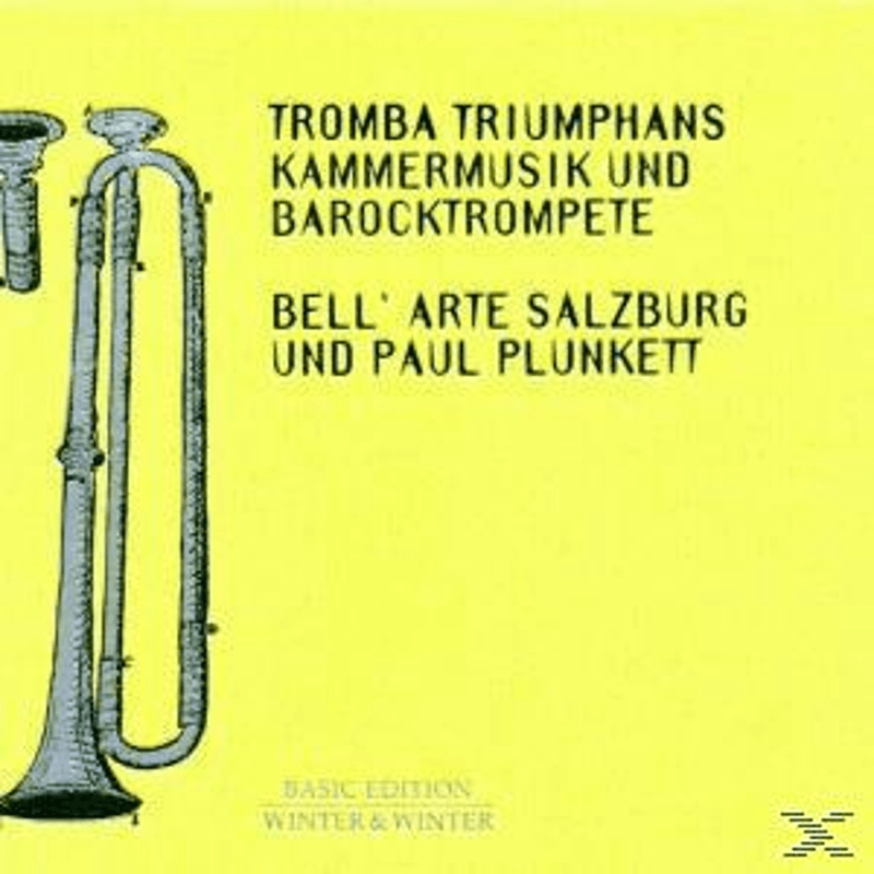 Various - Tromba Triumphans (CD)