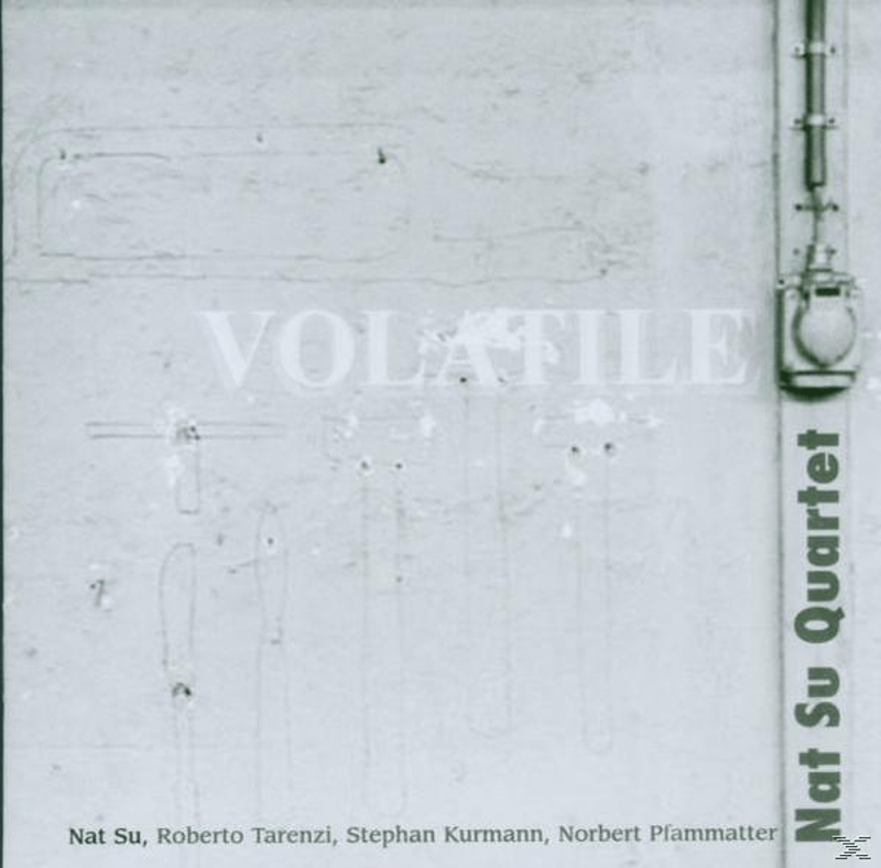 Nat Quartet Su - Volatile (CD)