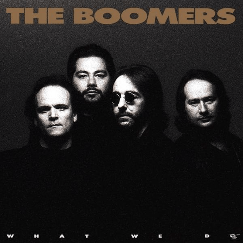 The Boomers - What We Do (CD) - broschei