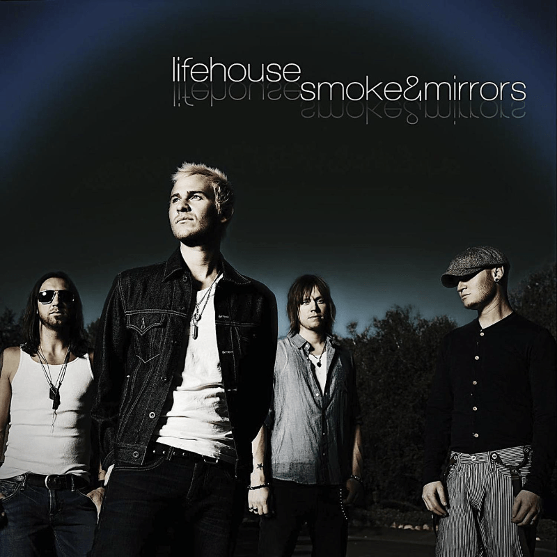 Lifehouse Smoke & Mirrors Rock CD
