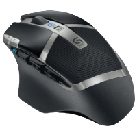 G602 Wireless Gaming Mouse 910-003823