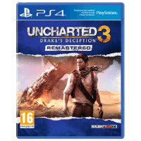 Uncharted 3: Drakes Deception PlayStation 4 Oyun