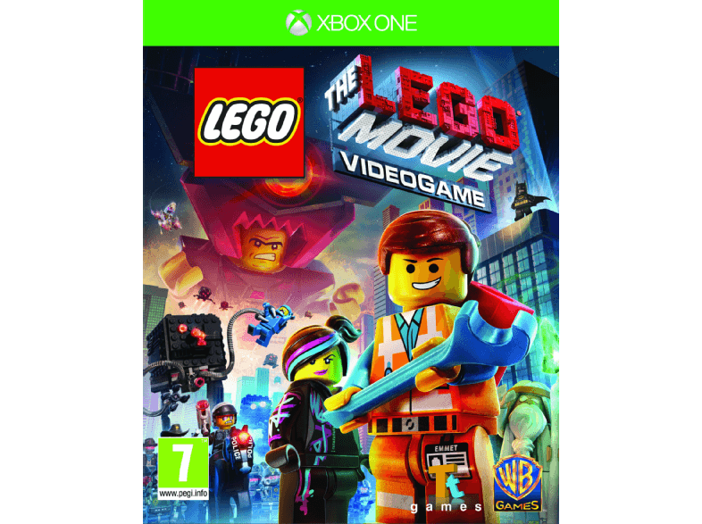 WARNER SW Lego Movie The Videogame FR/NL Xbox One