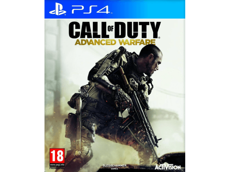 ACTIVISION Call of Duty: Advanced Warfare UK PS4