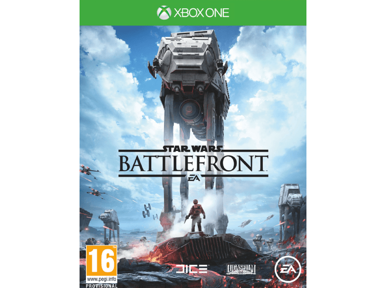 ELECTRONIC ARTS Star Wars Battlefront FR/NL Xbox One