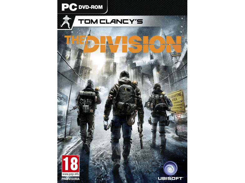 UBISOFT Tom Clancy's The Division FR/NL PC