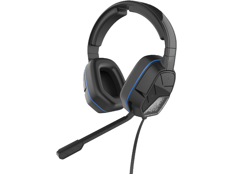 PDP Casque gamer Afterglow Wired Stereo LVL 5 PS4 (PL051033EUX)
