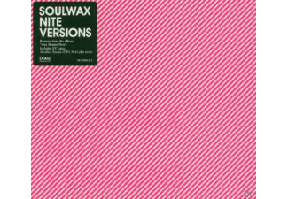 PIAS Nite Versions - Soulwax CD