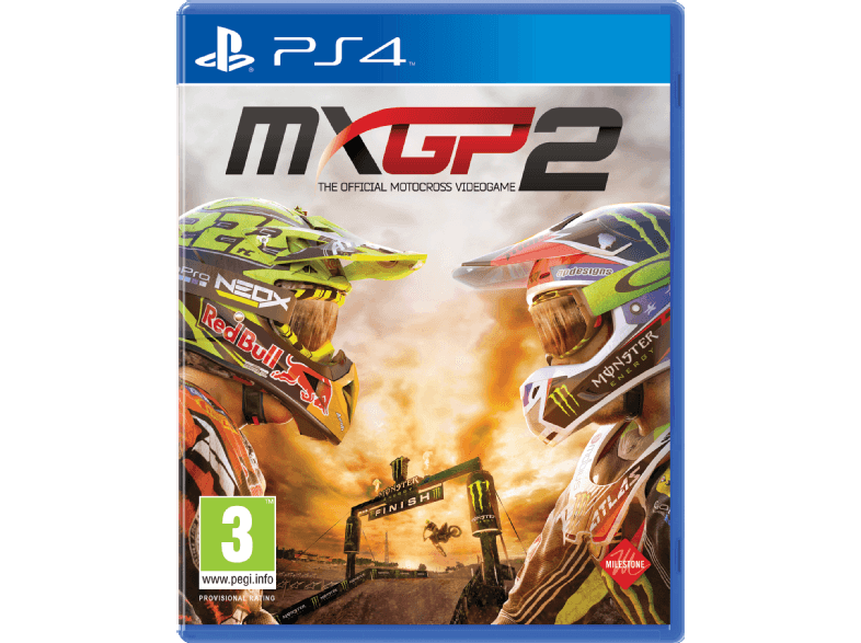 BIGBEN GAMES MXGP 2 FR/NL PS4