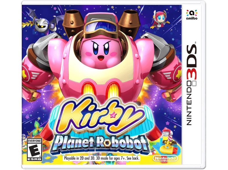 NINTENDO GAMES Kirby: Planet Robobot NL 3DS
