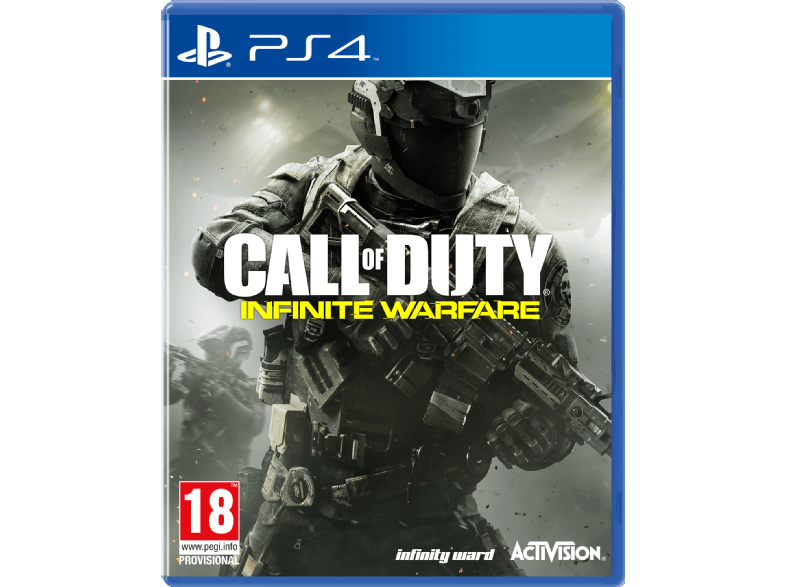 ACTIVISION Call of Duty: Infinite Warfare FR/UK PS4