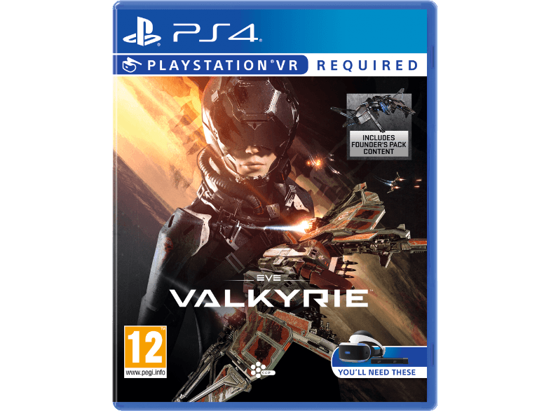 PLAYSTATION GAMES EVE: Valkyrie FR/NL PS4