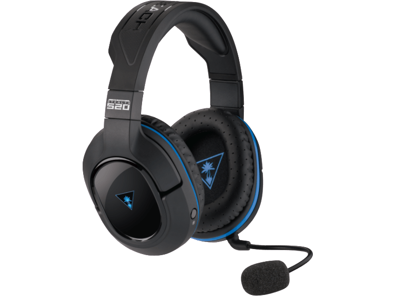 TURTLE BEACH 7.1 Casque gamer sans fil Ear Force Stealth 520 PS4 (HED-EAR FORCE STEALTH 520P)