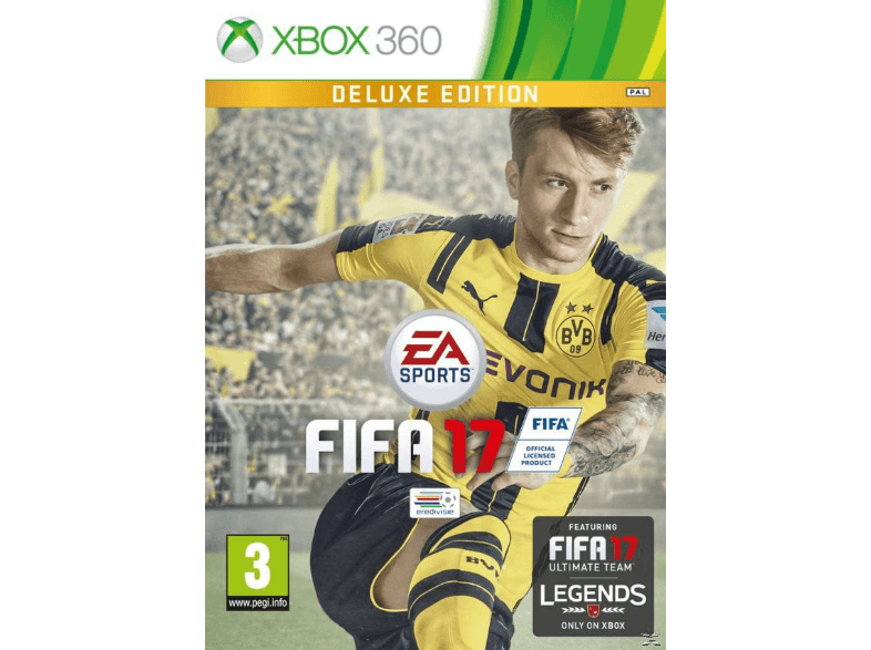 ELECTRONIC ARTS Fifa 17 Deluxe Edition FR/NL Xbox 360