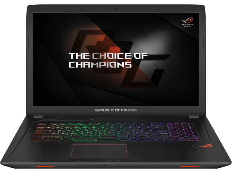 ASUS PC portable gamer ROG Strix GL753VD Intel Core i7-7700HQ (GL753VD-GC074T-BE)