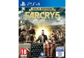 UBISOFT Far Cry 5 Gold Edition NL/FR PS4