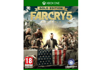 UBISOFT Far Cry 5 Gold Edition NL/FR Xbox One