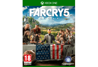 UBISOFT Far Cry 5 NL/FR Xbox One