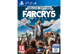 UBISOFT Far Cry 5 Deluxe Edition NL/FR PS4