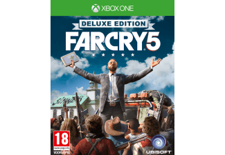 UBISOFT Far Cry 5 Deluxe Edition NL/FR Xbox One
