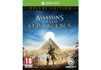 UBISOFT Assassin's Creed Origins Deluxe Edition NL
