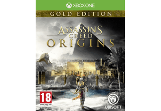 UBISOFT Assassin's Creed Origins Gold Edition NL/F
