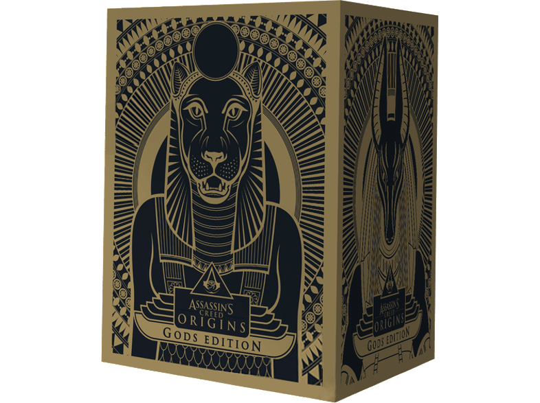 UBISOFT Assassin's Creed Origins Gods Edition FR/NL PS4