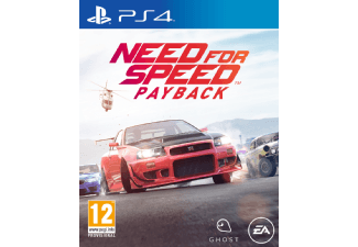 ELECTRONIC ARTS Need for Speed Payback NL/FR PS4