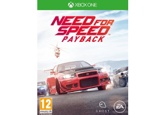 ELECTRONIC ARTS Need for Speed Payback NL/FR Xbox