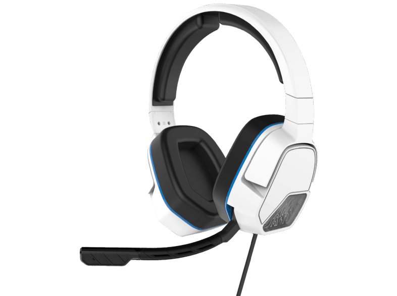 PDP Afterglow Headset LVL3 PS4 White (051-032-EU-WH)
