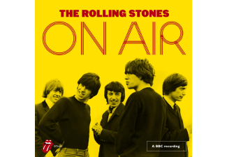 UNIVERSAL MUSIC The Rolling Stones - On Air-DLX CD