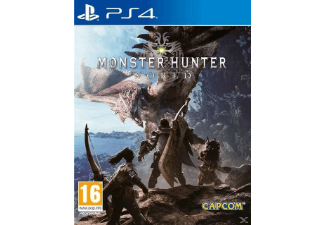 KOCH MEDIA SW Monster Hunter World PS4