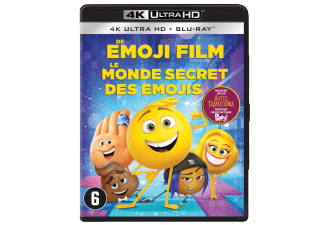 SONY PICTURES De Emoji Film 4K Blu-ray