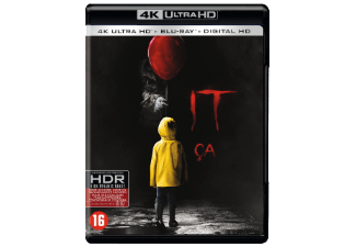 WARNER HOME VIDEO IT: Chapter One 4K Blu-ray