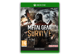 KONAMI SW METAL GEAR SURVIVE FR Xbox One