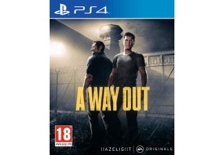 ELECTRONIC ARTS A Way Out NL/FR PS4