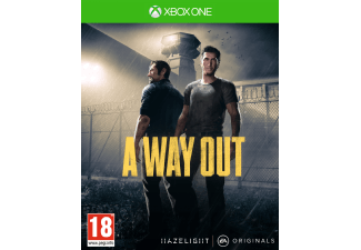 ELECTRONIC ARTS A Way Out NL/FR Xbox One