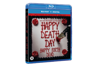UNIVERSAL PICTURES Happy Death Day Blu-ray