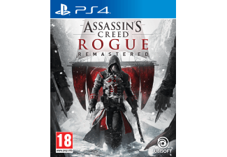 UBISOFT Assassin's Creed Rogue Remastered NL/FR PS