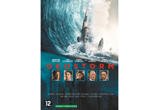 WARNER HOME VIDEO Geostorm DVD