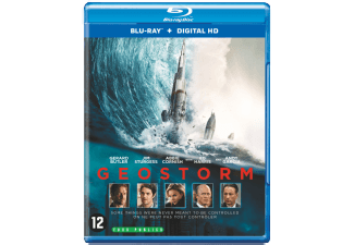 WARNER HOME VIDEO Geostorm Blu-ray