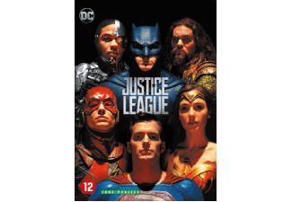 WARNER HOME VIDEO Justice League DVD