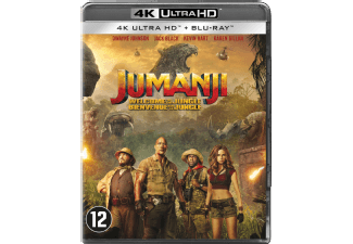 SONY PICTURES Jumanji: Welcome To The Jungle - 4K