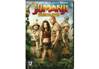 SONY PICTURES Jumanji: Welcome To The Jungle - DVD