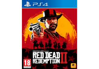ROCKSTAR Red Dead Redemption 2 NL PS4