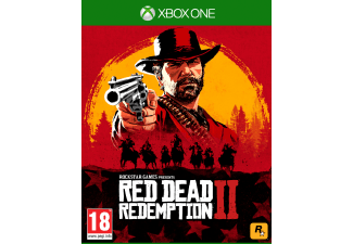 ROCKSTAR Red Dead Redemption 2 NL Xbox One